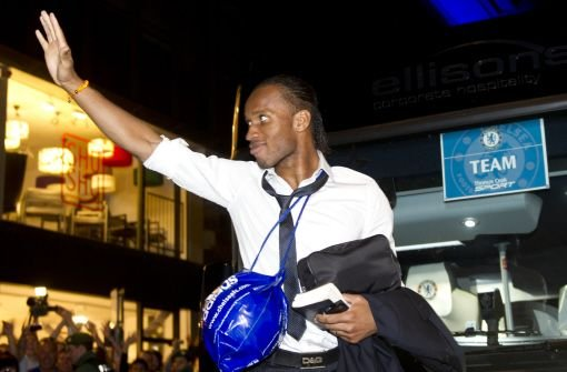 Drogba verlässt den FC Chelsea