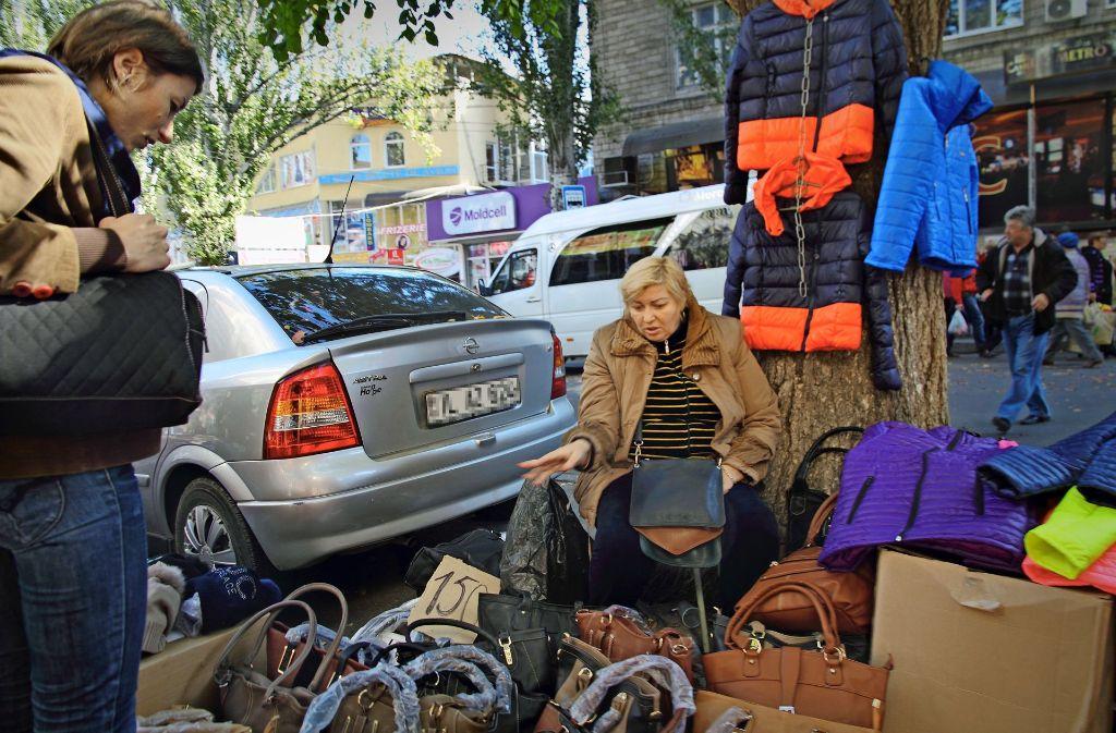 Viele junge Leute verlassen Moldawien. Zurück bleiben Menschen ohne wirtschaftliche  Perspektive. Foto: flickr/Andreas Lehner