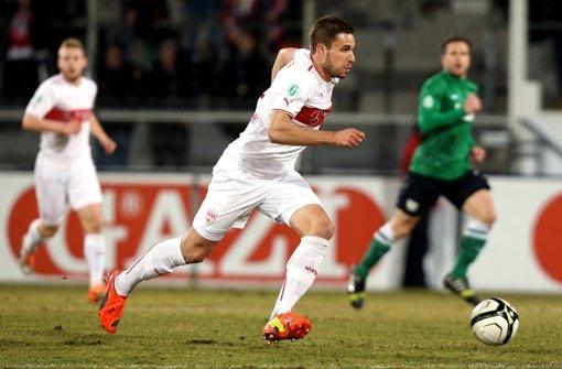 VfB Stuttgart II spielt nur Remis