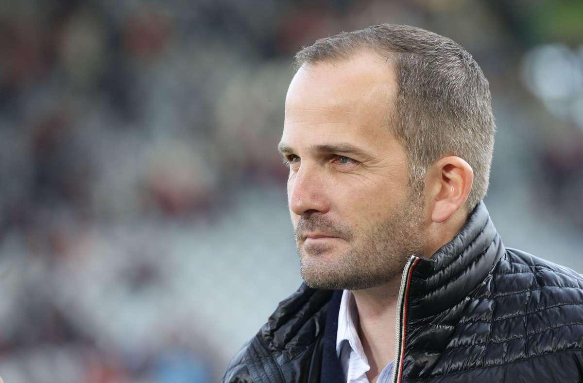 Manuel Baum soll als Nachfolger von David Wagner beim FC Schalke 04 vorgestellt werden. Foto: Pressefoto Baumann/Hansjürgen Britsch