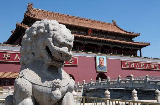 Chinas  Hoffnung auf eine bessere Welt