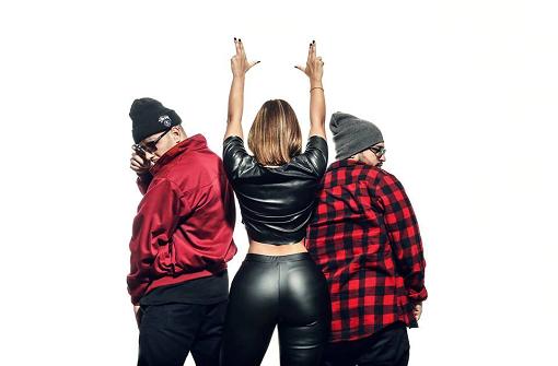 Am Samstagabend steht das Dancehall-HipHop-Projekt zum ersten Mal auf der Bühne. Foto: Ondro Ovesny