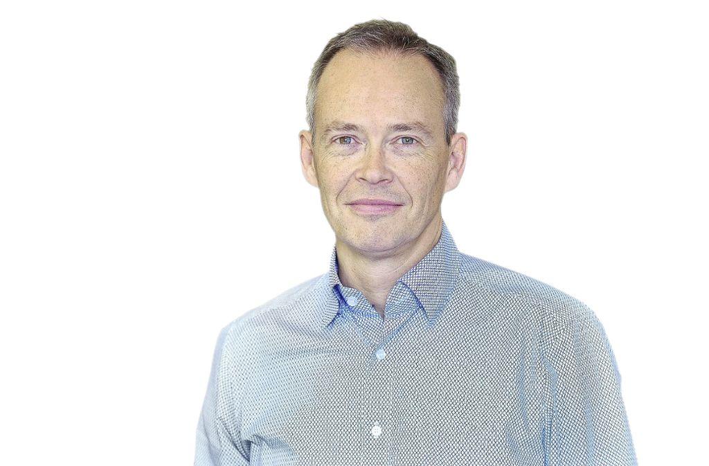 Stefan Brink sorgt sich um den Datenschutz – nicht nur im Land. Foto: StZ