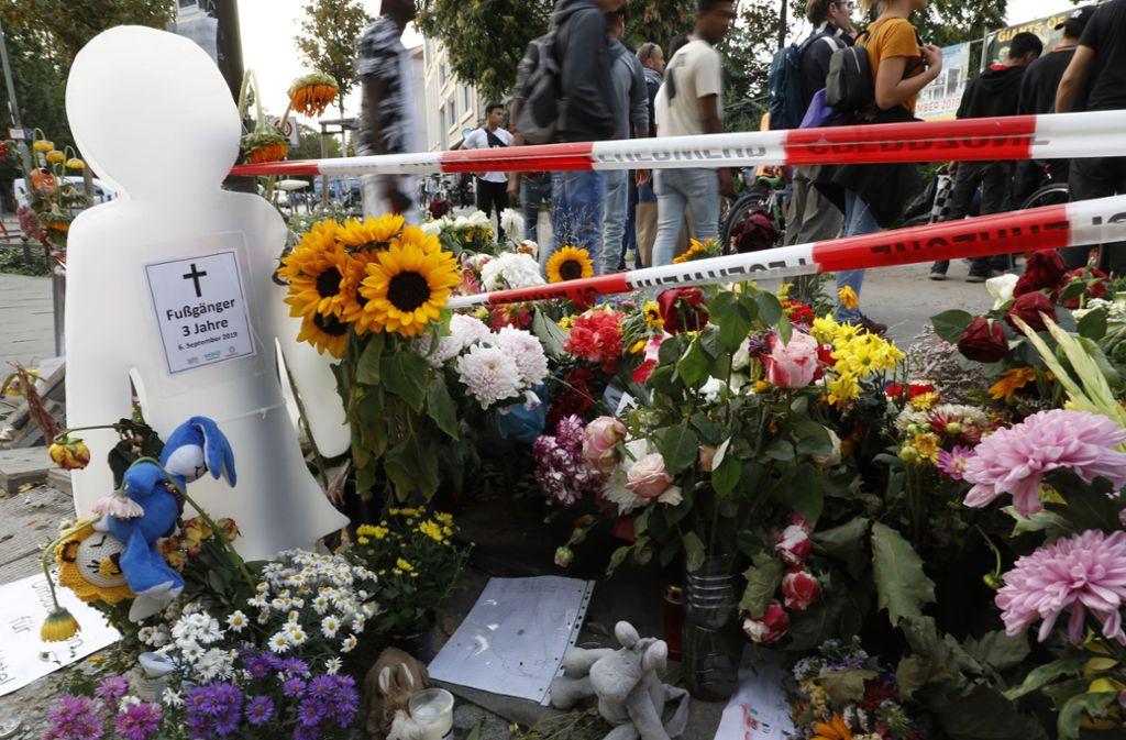 Bei dem Unfall starb auch ein dreijähriges Kind. Foto: Getty Images/Michele Tantussi