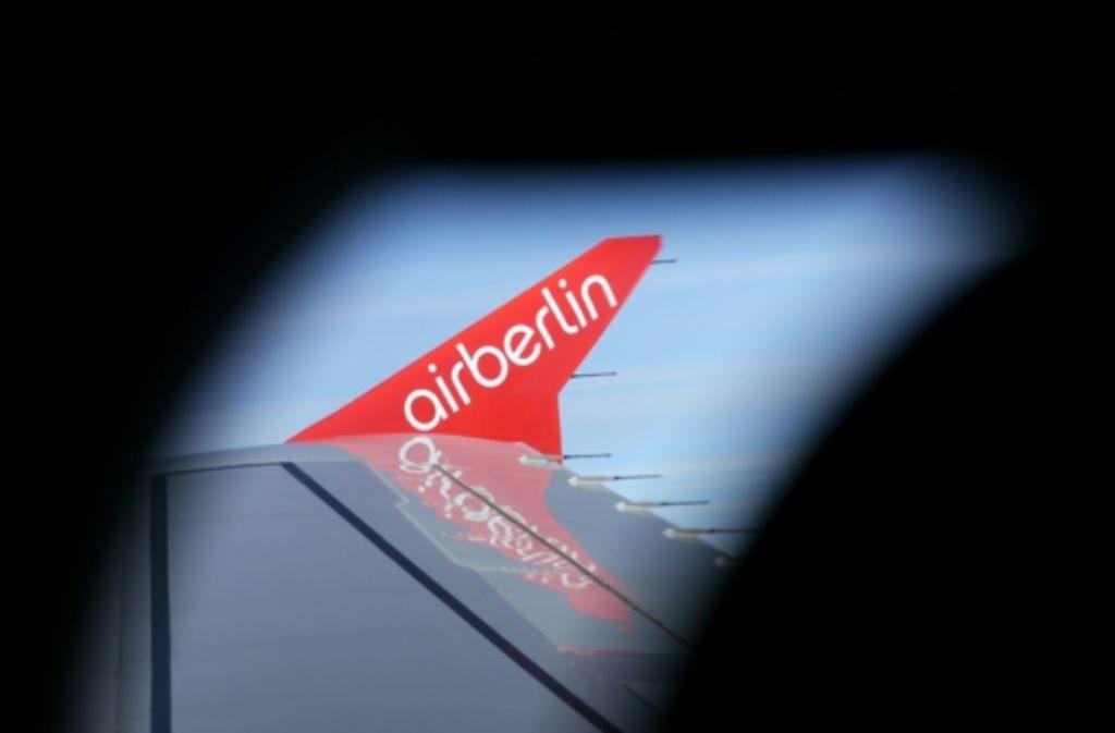 Die Fluglinie Air Berlin hat einen Prozess vor dem Europäischen Gerichtshof verloren: Preisangaben  müssen bei Online-Buchungen  auf einen Blick erkennbar sein. Foto: dpa
