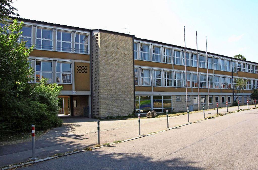 Die Sommerrainschule wird in drei Bauabschnitten erneuert. Baustart ist im kommenden Jahr. Foto: