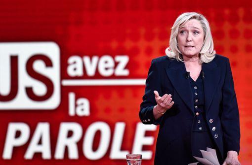 Le Pens dritter Anlauf