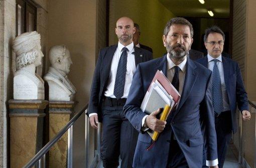 Umstrittener Bürgermeister Marino tritt zurück