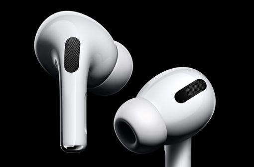 Apple veröffentlicht neue AirPods Pro und iOS-Update