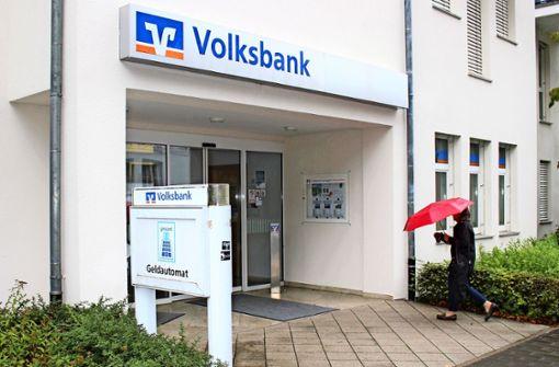 Volksbank muss Filiale in Leinfelden aufgeben