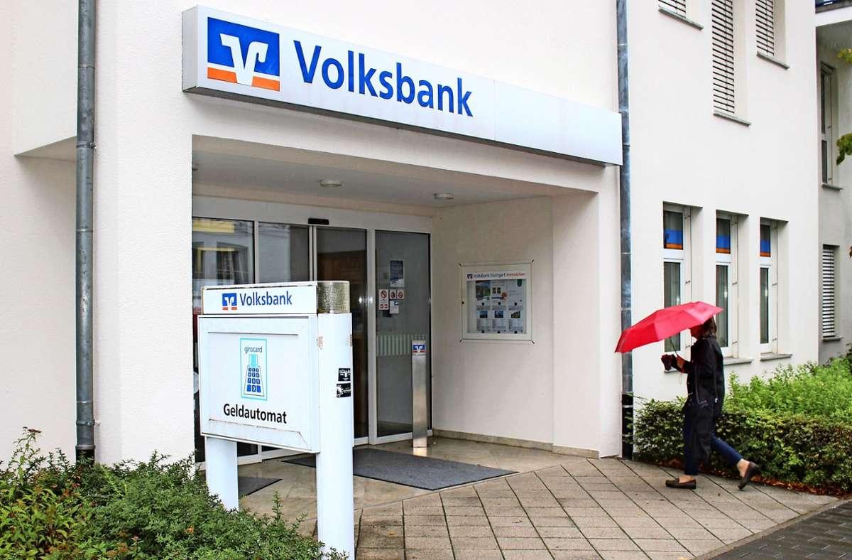 Die Filiale an der Marktstraße in Leinfelden wird geschlossen. Foto: Caroline Holowiecki