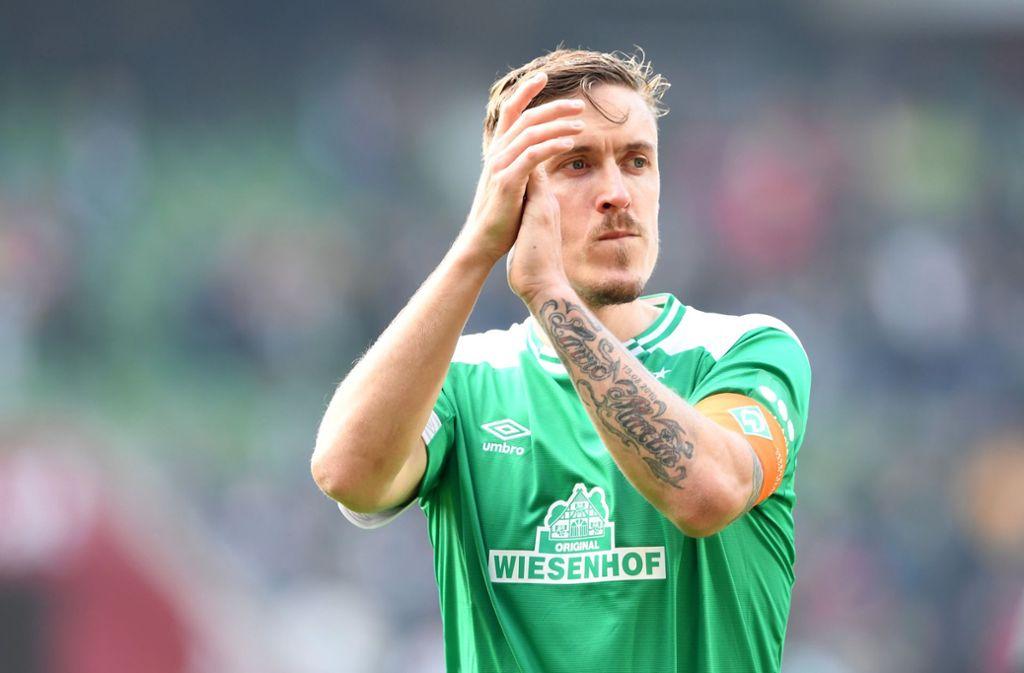 Max Kruse sucht einen neuen Verein – hat er bald ein Ass im Ärmel? Foto: dpa/Carmen Jaspersen Foto: