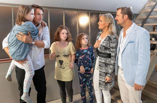 Oliver Mommsen bekommt Filmnachwuchs