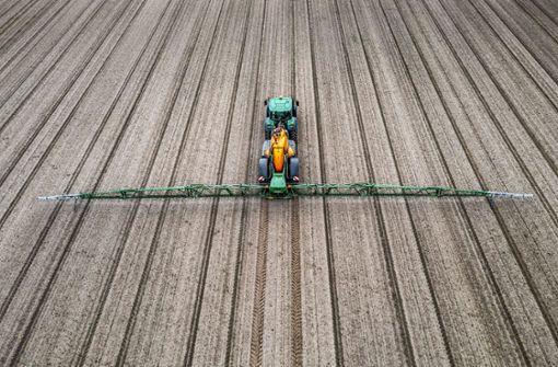 Land muss Daten über Pestizide offen legen