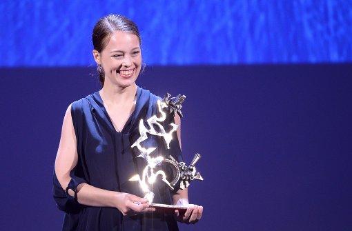 Paula Beer als beste Nachwuchsdarstellerin ausgezeichnet