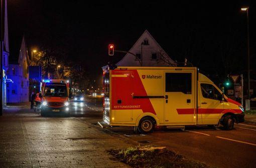22-Jähriger verletzt mehrere Personen