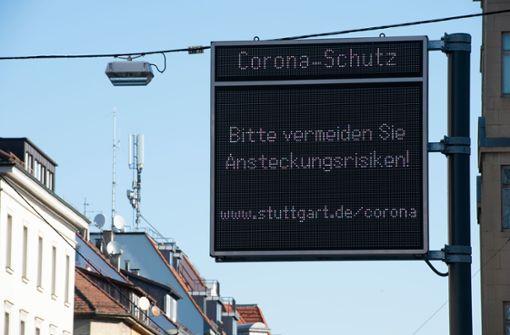 So viel kosten  Verstöße gegen die Corona-Regeln