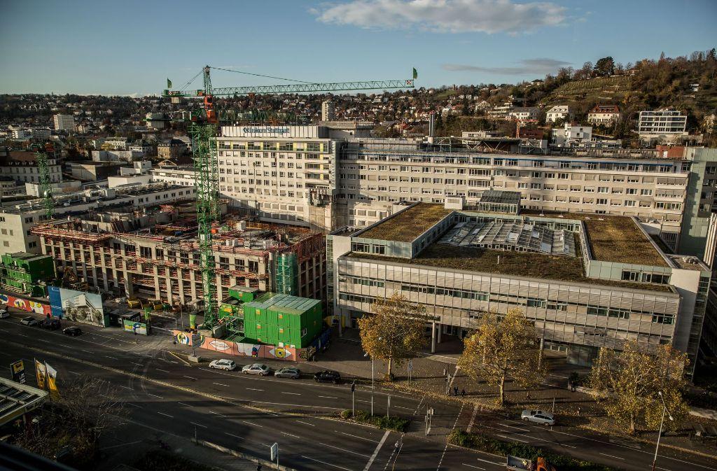 Das Stuttgarter Klinikum räumt Probleme beim Brandschutz ein. Foto: Lichtgut/Leif Piechowski