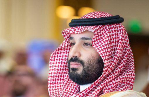 Kronprinz übernimmt Verantwortung für Mord an Khashoggi
