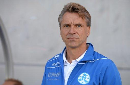 Trainer Horst Steffen entlassen