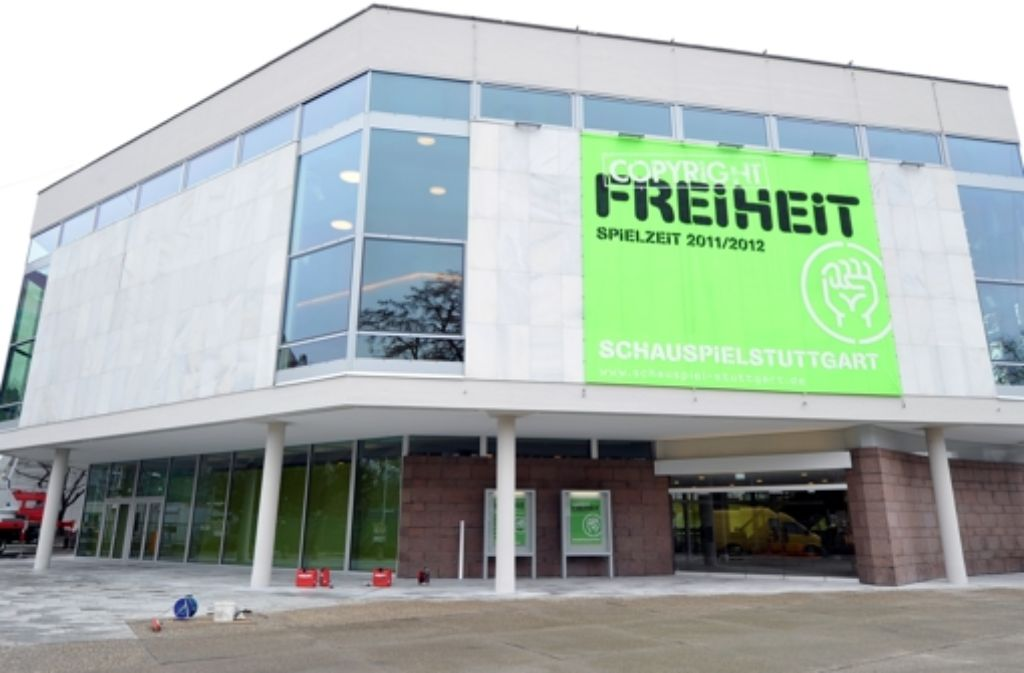 Wegen Baumängeln muss das frisch sanierte Schauspielhaus erneut geschlossen werden. Foto: dpa