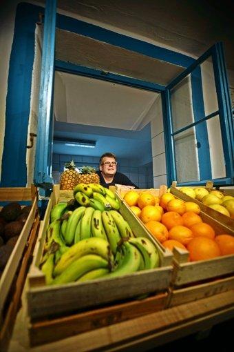 Im Hoflädle und an 28 Verteilstellen sind die portugiesischen Früchte zu haben. Foto: Stoppel