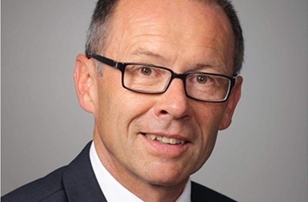 Harry Ebert, der Bürgermeister von Burladingen, ist nun offizielles Parteimitglied der AfD. Foto: Stadt Burladingen