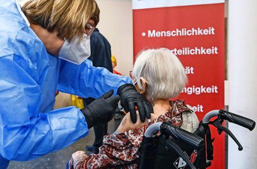 Mobiles Impfen stoppt nur bei Pflegeheimen
