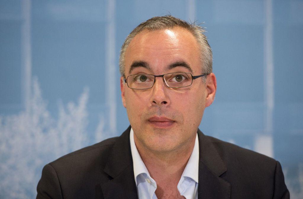 Der CDU-Landtagsabgeordnete Bernhard Lasotta ist gestorben. Foto: dpa