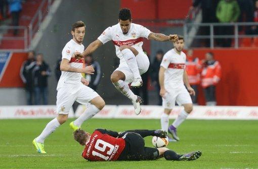 Die VfB-Spieler in der Einzelkritik