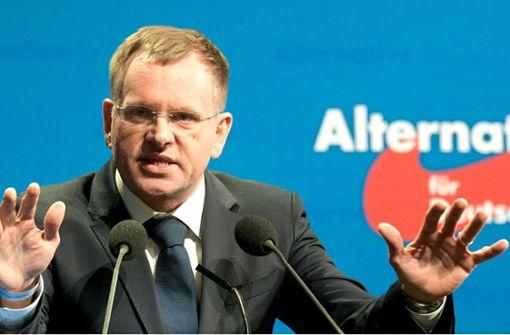 Landes-AfD liefert sich Schlammschlacht
