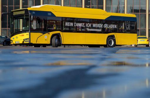 Elektro boomt im  Busverkehr