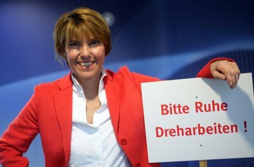 Bettina Böttinger ist im besten Sinne routiniert. Foto: dpa