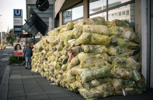 Entsorger bitten um saubere Mülltrennung
