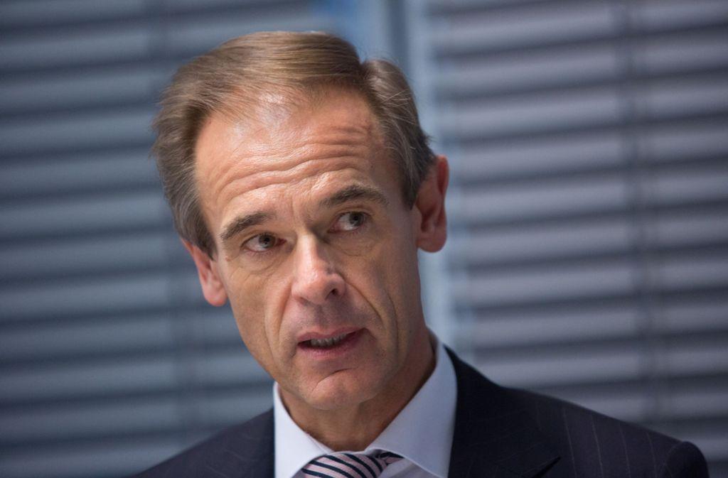 Bosch-Chef Denner setzt sich für eine Versachlichung der Diesel-Diskussion ein. Foto: dpa