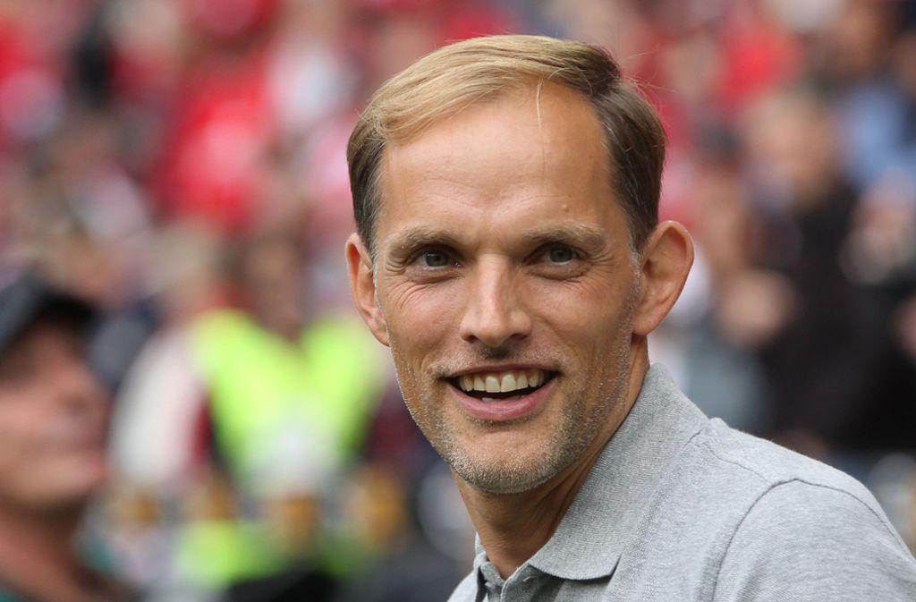 Thomas Tuchel ist seit Juli 2018 Trainer beim französischen Fußball-Club Paris St. Germain. Foto: dpa