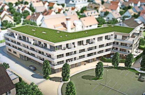 Das Bosch-Gelände soll  ein neues Wohngebiet werden