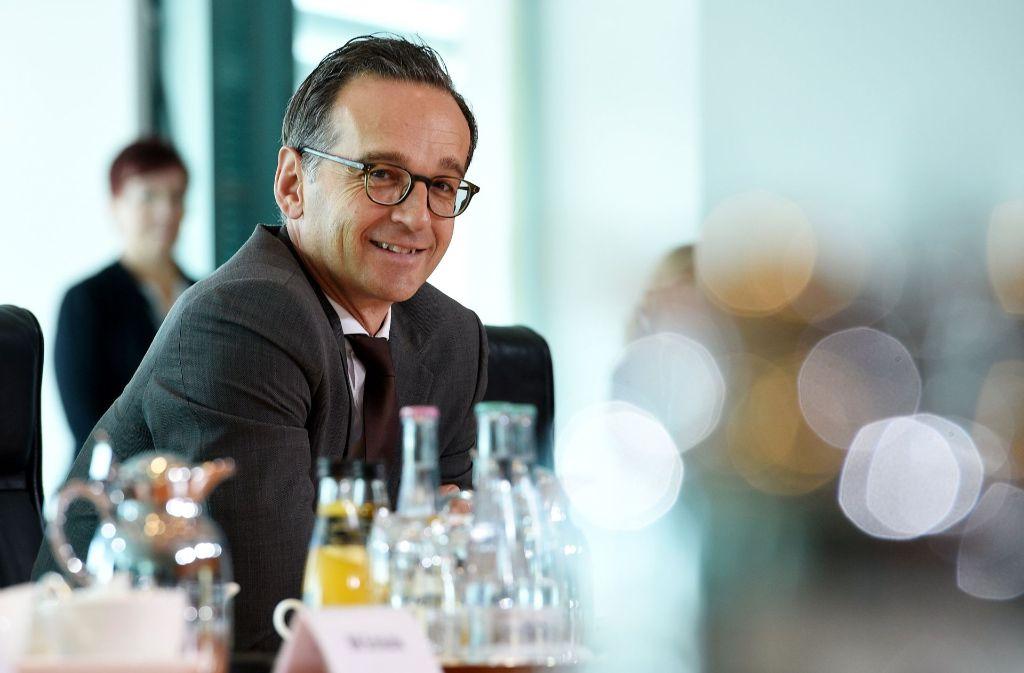 Bundesjustizminister Heiko Maas verurteilt die neuerlichen Verhaftungen in der Türkei. Foto: dpa