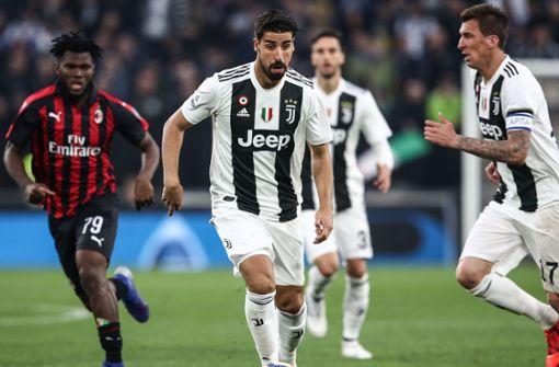 Juventus-Star Khedira lässt sich am Knie operieren