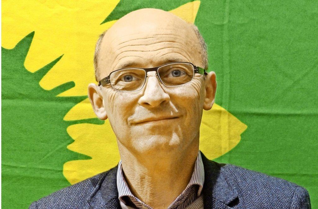 Der Leonberger Landtagsabgeordnete Bernd Murschel ist umweltpolitischer Sprecher der Grünen-Fraktion. Foto: privat