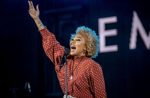 Die schottische Sängerin bringt den Soul nach Stuttgart