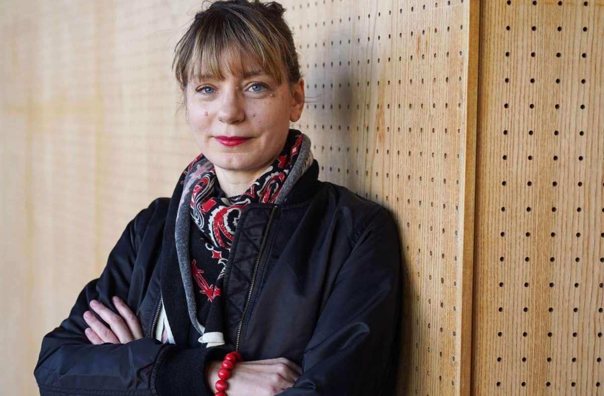 Yvonne Büdenhölzer organisiert das Berliner Theatertreffen in Pandemiezeiten. Foto: dpa/Jörg Carstensen