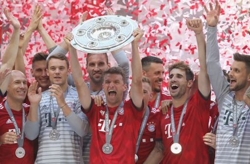Warum Stuttgart keine Chance gegen München hat