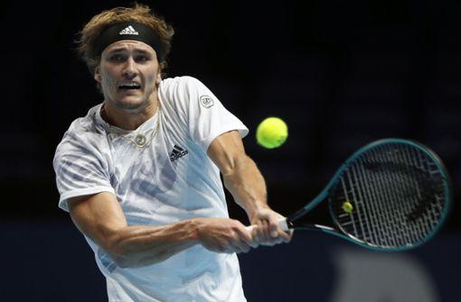 Zverev wahrt Chance aufs Halbfinale: Sieg gegen Schwartzman