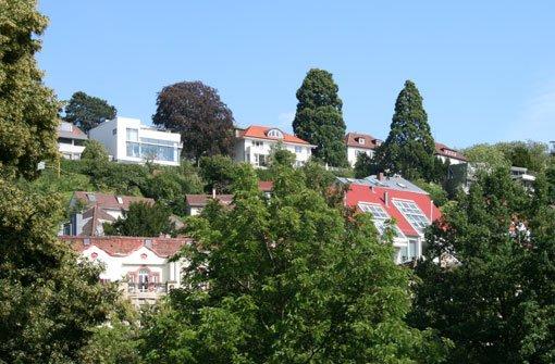 Stuttgarts beste Lagen