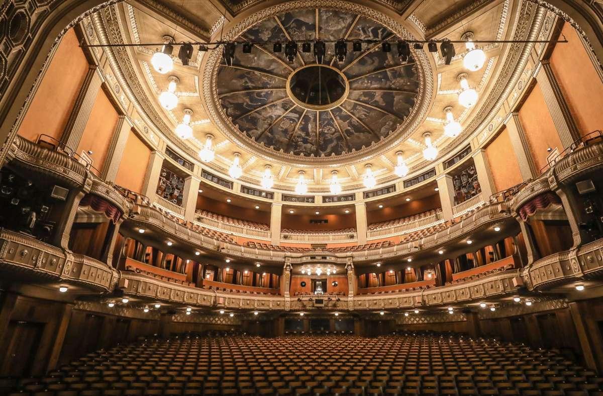Stuttgart statt Bayreuth: Regisseur Valentin Schwarz widmet sich an der Stuttgarter Staatsoper einem Demokratie-Projekt um Richard Wagner. Foto: Lichtgut/Christoph Schmidt