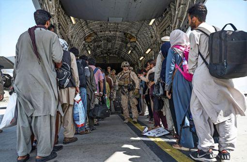 Familie aus Stuttgart sitzt in Afghanistan fest