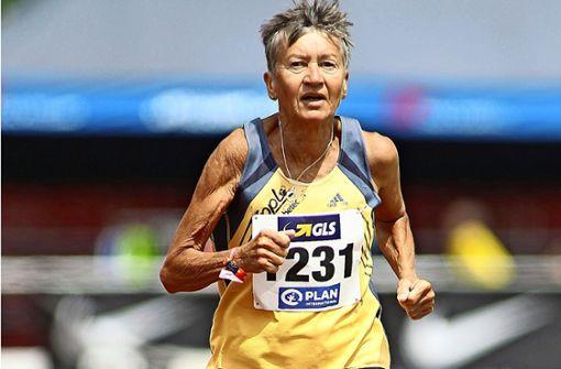 Vogl ist vierfache Europameisterin