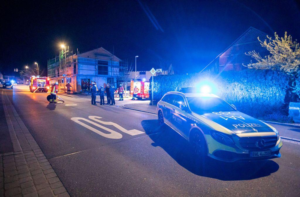Die Polizei hat ihre Ermittlungen aufgenommen. Foto: 7aktuell.de/Simon Adomat