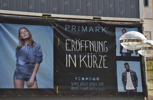 Primark-Eröffnung auf der Königstraße rückt näher